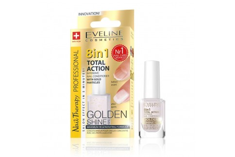 Tratament eveline 8in1 golden shine