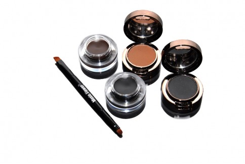 Set 2x eyeliner + fard sprancene
